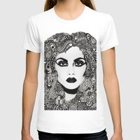 psych T-shirts featuring psych hair by Blak Hand