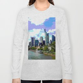 City view Long Sleeve T-shirt