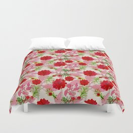 Berries and Boughs Duvet Cover