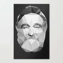 Robin McLaurin Williams (July 21, 1951 – August 11, 2014) Canvas Print