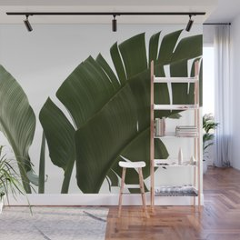 Travellers Palm Leaves 06 Wall Mural