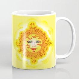 Abstract Sun G218 Coffee Mug