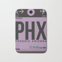 PHX Phoenix Luggage Tag 1 Bath Mat