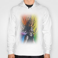 reggae Hoodies featuring Reggae by Halinka H