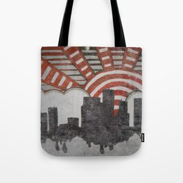 Rain City Tote Bag