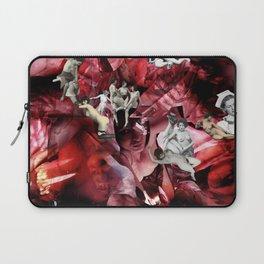 Scarlet Ocean Tempest Laptop Sleeve
