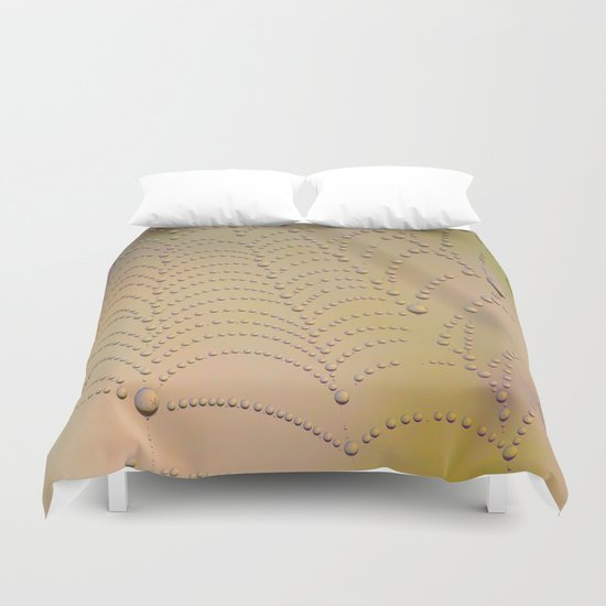 Networked Duvet Cover