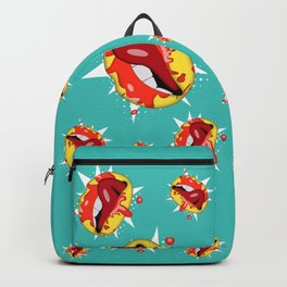 sexy lips  Backpack