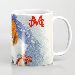 La Diaphane Sarah Bernhardt Coffee Mug