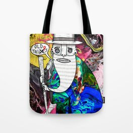 Old trips Tote Bag