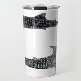 Whale sharks Travel Mug