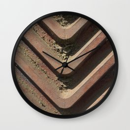 Bevel Wall Clock