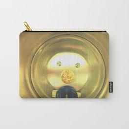 Tea jar smile. Carry-All Pouch