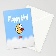 Flappy Bird Stationery Cards