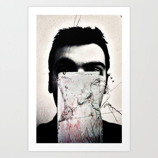 Xmas #2 Art Print