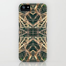 Mangrove Fun iPhone Case