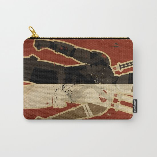 Blood Brothers Carry-All Pouch