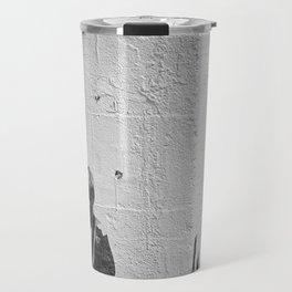 Seattle, Post Alley murals Travel Mug
