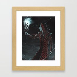 Dragon Age: The Hermit Framed Art Print