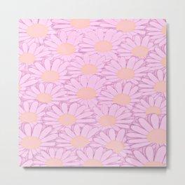 Flower-365 Metal Print