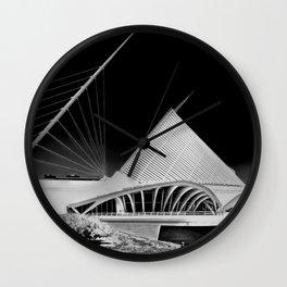 Milwaukee I | C A L A T R A V A | architect | Wall Clock