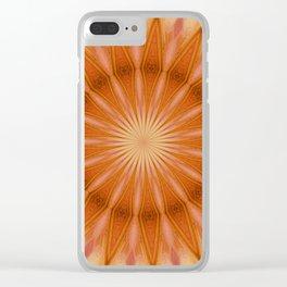 Bohemian Summer Clear iPhone Case