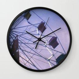Ferris's day off Wall Clock