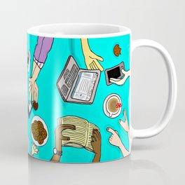 Coffee lunch Coffee Mug