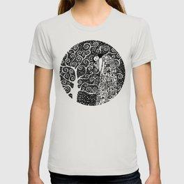 Gustav Klimt - The tree of life T-shirt