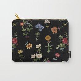 Vertical Garden (Black) Carry-All Pouch