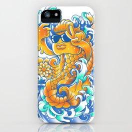Selfie-ish Fishtail-ish iPhone Case