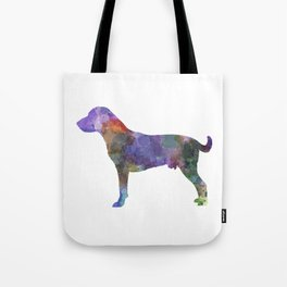 Harrier in watercolor Tote Bag