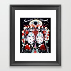 Moondance Framed Art Print