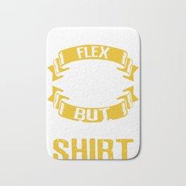 I would Flex Gym Bath Mat