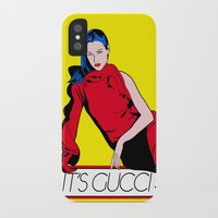 gucci iPhone & iPod Cases featuring Gucci! by Alli Vanes