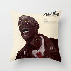 Nazi Zombies - Target Practice Throw Pillow