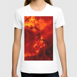 Rosette Nebula Space Photography T-shirt