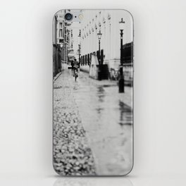 in the streets of Cambridge ... iPhone Skin