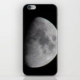 Night Moon iPhone Skin