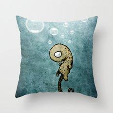 Embryo Throw Pillow