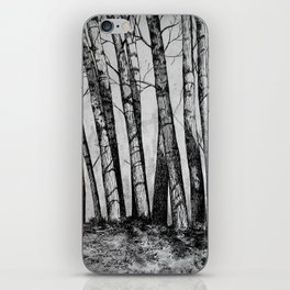 The Row  iPhone Skin