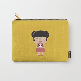 Hello how are you (Yellow Tales Series #1) Carry-All Pouch