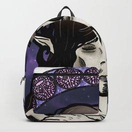Pensive Vampire Backpack