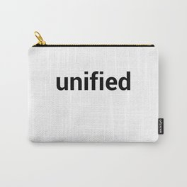 unified Carry-All Pouch