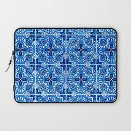 Sevilla - Spanish Tile Laptop Sleeve