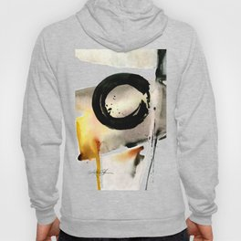 Enso Abstraction No. 105 by Kathy morton Stanion Hoody