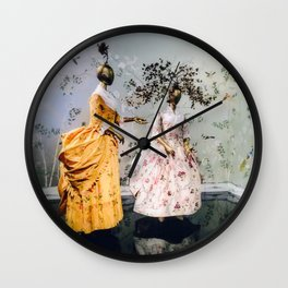 China Through The Looking Glass 3 Wall Clock