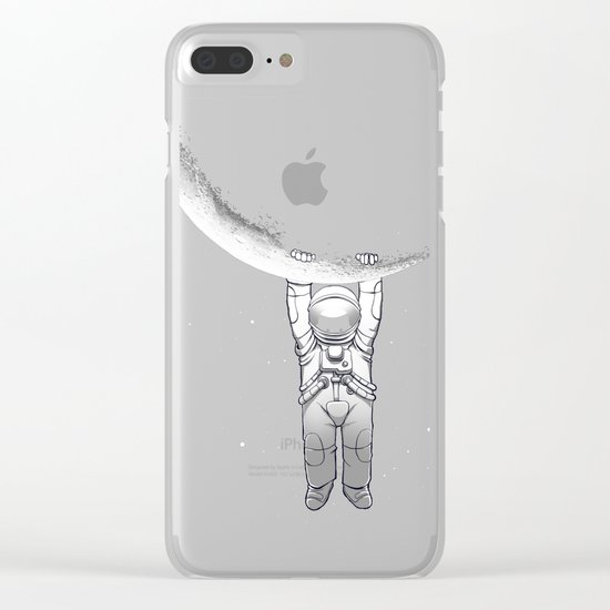 Help! Clear iPhone Case