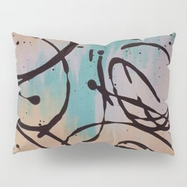 Curly Whirly Pillow Sham