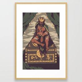 Chirizuka-Kaiō Framed Art Print